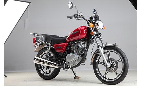 gs125摩托车电路图